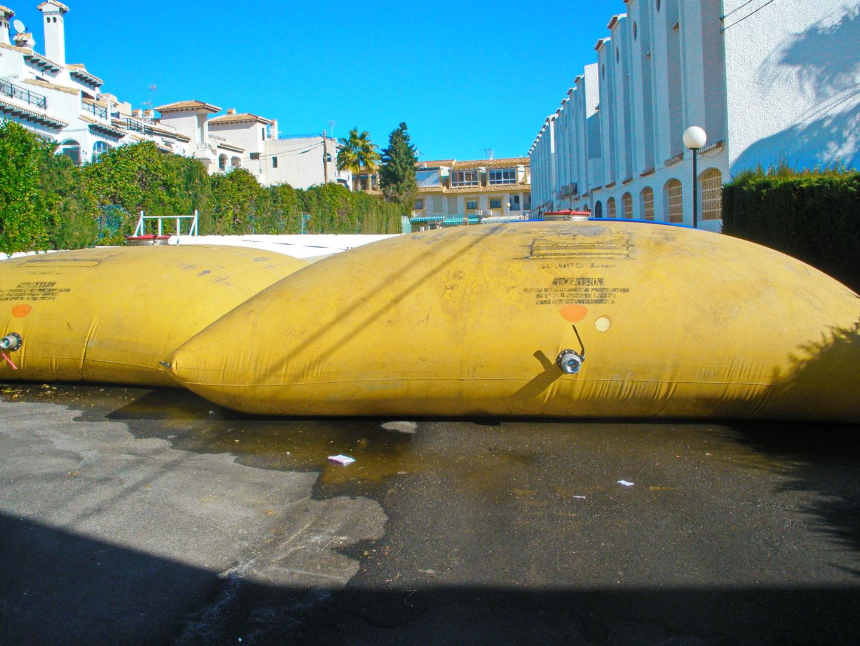 Dep sitos de almacenamiento de agua pelecano - Precio depositos de agua ...